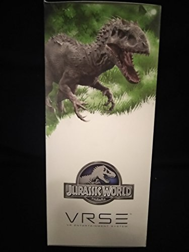 JURASSIC WORLD VRSE VIRTUAL REALITY GAME Unboxing and