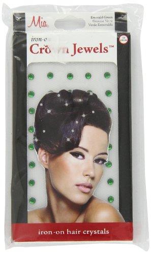 hair gems iron on - 8