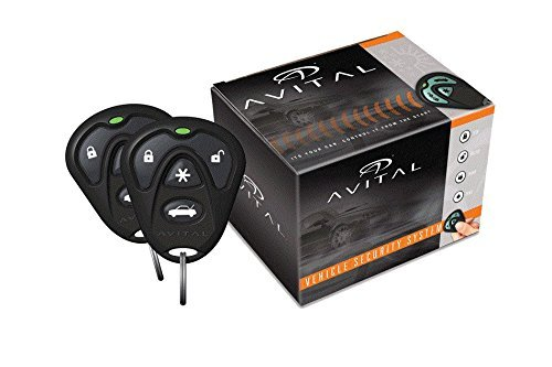 Avital 4103LX Remote Start System with Two 4-Button Remote (Diesel Remote Starter compare prices)