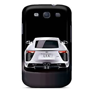 Perfect Cell-phone Hard Cover For Samsung Galaxy S3 With Custom Fashion Lexus Image Hardcase88