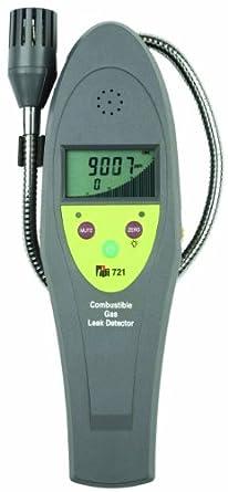 Amazon.com: TPI 721 Combustible Detector de fugas de gas ...