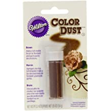 Wilton 703-106 Color Dust, Brown