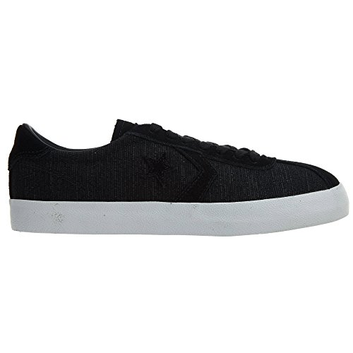 Converse Unisex Breakpoint Slub Knit Low Top Sneaker Black/Black/White
