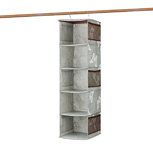 Space Saver Hanging Closet Organizer - 3