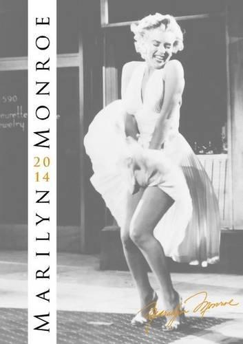 Glamour Film Stars Kalender: Marilyn Monroe 2014
