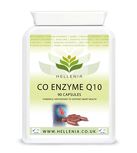 CO Enzima Q10 100mg - 90 Cápsulas