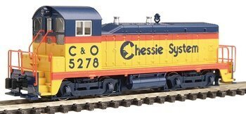Kato 176-4358 EMD NW-2 Switcher, Chessie System C&O for sale  Delivered anywhere in USA