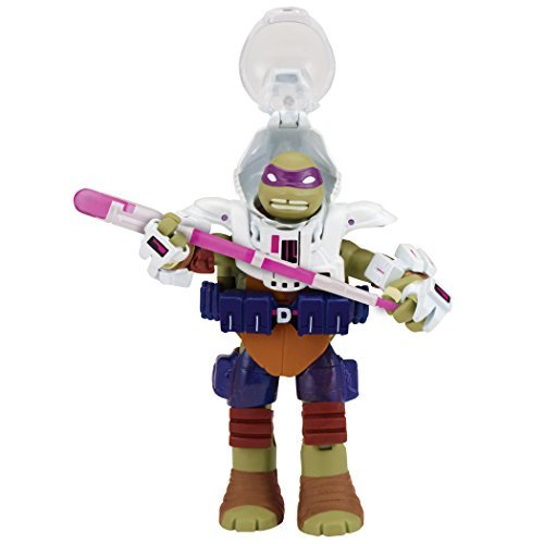 TMNT Mutant Turtles 2015 Nickelodeon series dimension X 4.5 inch Basic Figure space scientist Donatello / TEENAGE MUTANT NINJA TURTLES DIMENSION X SPACE SCIENTIST DONATELLO [parallel import goods]