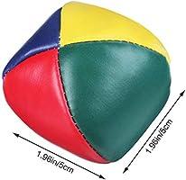 Bolas para Malabares,juego de 8 bolas profesionales de malabares ...