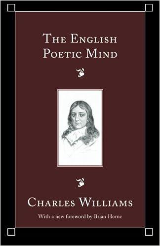 The English Poetic Mind: