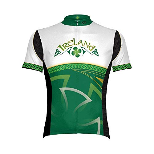 Primal Wear Ireland Men's Cycling Jersey - X-Large - Original Cycling Jersey