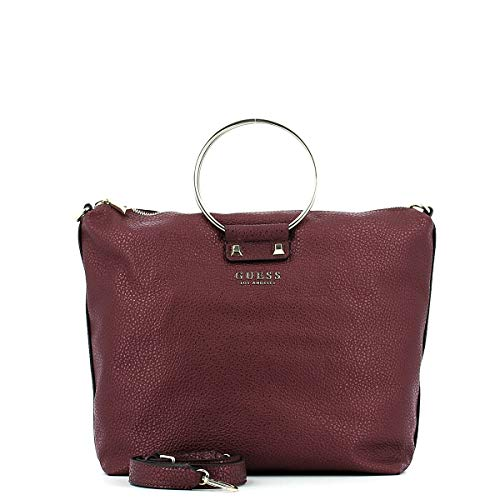 Guess Guess Ring Ring Brooklyn Tote Brooklyn Burgundy Ring Burgundy Guess Brooklyn Tote Tote Burgundy FP55Unqp