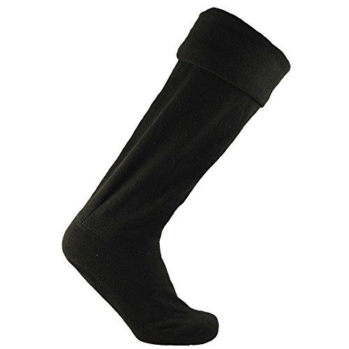 トラック語マンモス(ホライズン) Horizon ユニセックス フリース ブーツソックス 長靴用靴下 インナーソックス