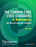 Common Core State Standards in Math, High School