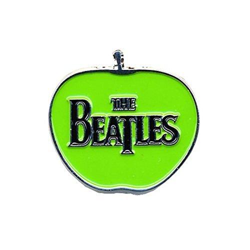 The Beatles Apple Logo Official Metal Pin Badge