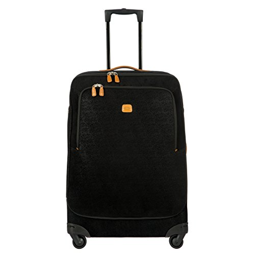 Bric's Life 30 Inch Large Spinner Suitcase, Black