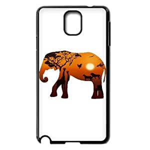 Cheap Elephant protective Case Cover Best For Samsung Galaxy NOTE3 Case Cover FKLB-T504278