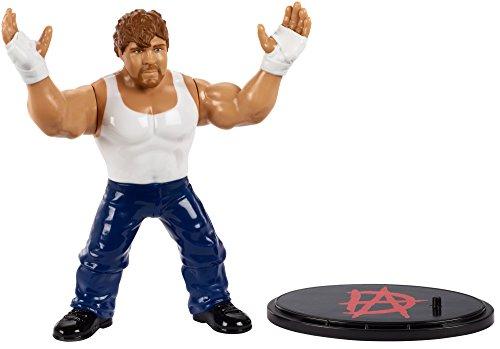 WWE Dean Ambrose Retro App Action Figure, 4.5'' by WWE