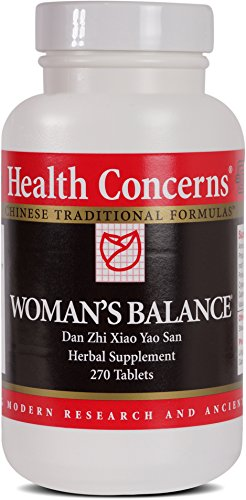 Health Concerns Womans Balance Tablets product image