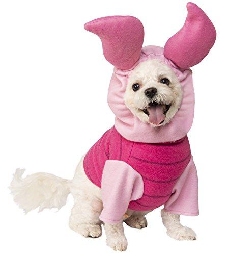 Rubie's Disney: Winnie The Pooh Pet Costume, Piglet, X-Large -