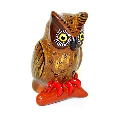 3D Ocarina Owl Flute