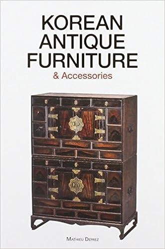 Korean Antique Furniture Accessories Mathieu Deprez
