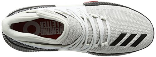 adidas D Lillard Dame 3 Mens Basketball Sneakers/Shoes-White-10.5 S1TPVrhl