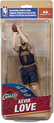 Basketball Streaks Silver (McFarlane Toys NBA Series 28 Kevin Love Action Figure)
