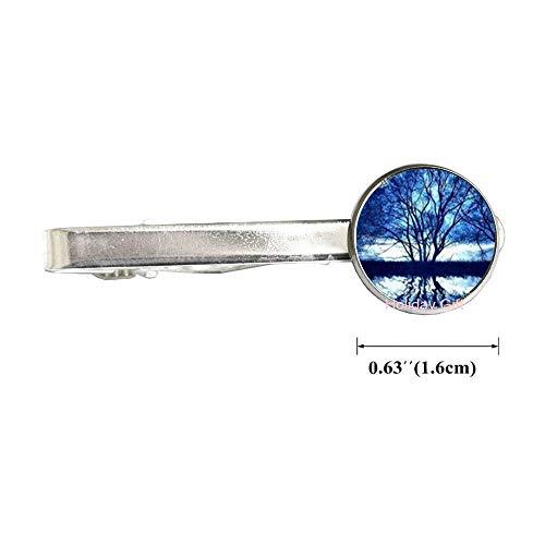 Tree Clipart - Tree Tie Clip Life Tree Tie Pin Tie Clip Art Tree Glass Cabochon Tie Clip Tie Pin,Womens Tie Clip,Simple Tie Clip.HTY-160