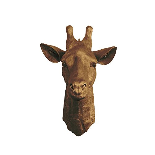 giraffe head mount - 1