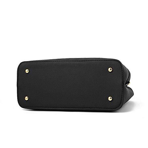 CWL 31 Bag 166 Couleurs 01 à Mode Femmes ANLEI A 22cm Main Messenger 9 bandoulière à Sac La PU Sac 13 wSSqTpt