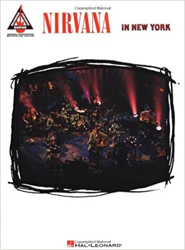 Nirvana: Unplugged in New York [Recorded Versions/Guitar: Authentic ...