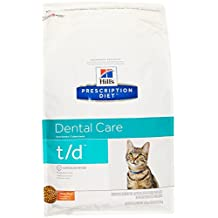 Hill's Prescription Diet t/d Feline Dental Health - 4lb