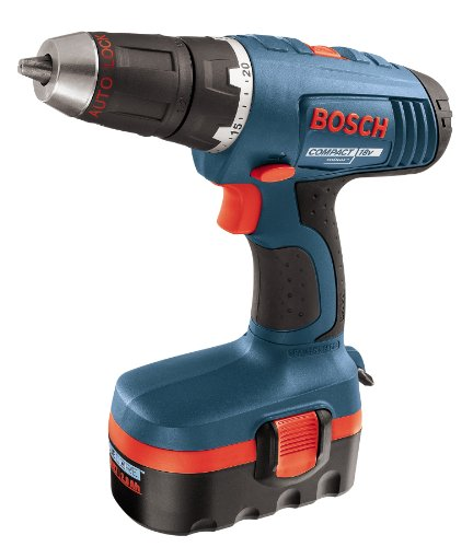 Cheap Bosch 34618 18-Volt 1/2-Inch CompactTough Drill/Driver Kit