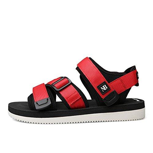Traspiranti Uomini E Casual Escursioni Gli Scarpe Spiaggia Color Uomini Moda Pantofole Cool 1 Fresco HUAHUA di Tide Estivi Sandali da Scarpe OzPqPxaw