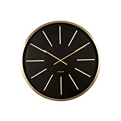 Karlsson Modern Wall Clocks KA5579BK