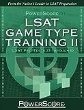 Powerscore LSAT Game Type Training II : LSAT Preptests 21 Through 40 (Paperback)--by David M. Killoran [2010 Edition]