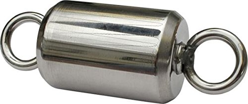 Amazon com: Mr-S-Leather Stainless Steel Ice-Lock - Small
