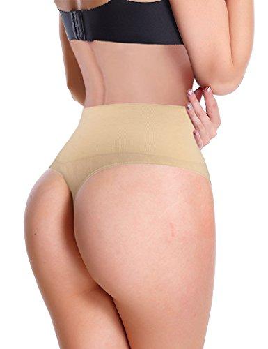 Lelinta Womens Hi waist Control Panties