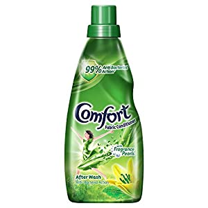 Comfort After Wash Anti Bacterial Fabric Conditioner (Fabric Softener) – For Shine And Long Lasting Freshness, 860 ml