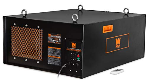 Read About WEN 3415T 3-Speed Remote-Controlled Industrial-Strength Air Filtration System (556/702/10...
