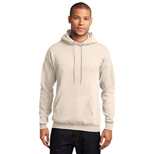 Port & Company Men's Classic Pullover Hooded Sweatshirt L ()