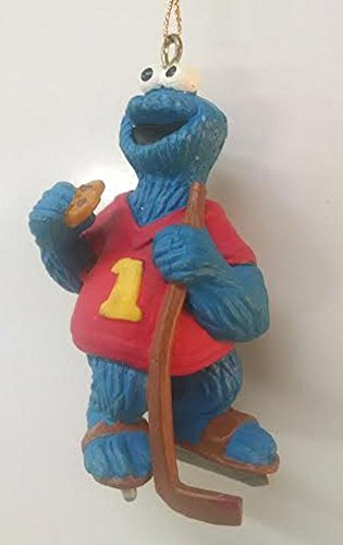 Sesame Street Ornament (Cookie Monster)