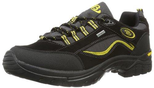 Bas Gris Noir Randonnée Unisexe Chaussures Jaune Sommet Hausse De Gris Noir Adultes gris Bruetting tnq0xp7