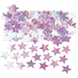 Star Table Confetti (see all colours available) (PEARL/IRIDESCENT)