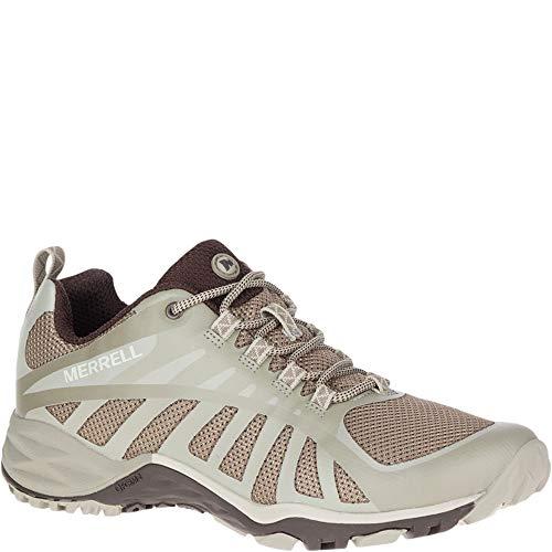 Merrell Women's Siren Edge Q2 Hiking Shoe, Aluminium, 9 M US (Best Trail Hiking Shoes 2019)