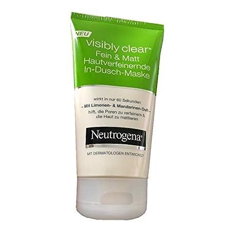 Neutrogena visibly Clear Fein & Mate piel verfeinernde en de ...