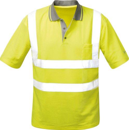 Format 4025888193060–warnpoloshirt bernd. Gr. XL. gelb