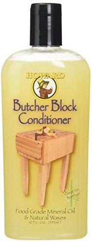 Howard BBC012 Butcher Block Conditioner