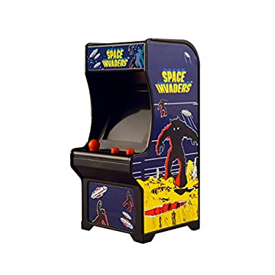 Tiny Arcade Space Invaders Miniature Arcade Game: Tiny Arcade: Toys & Games